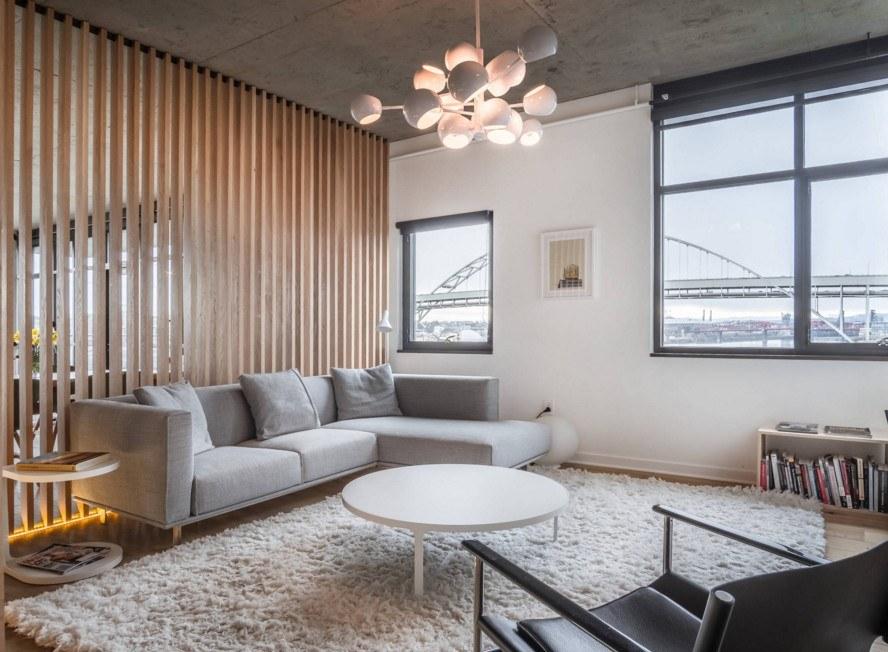 Уникальность и роскошь – дизайн гостиной 2019