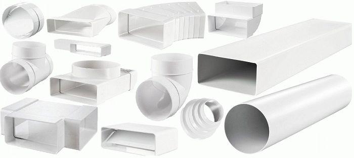 Что такое пластиковые воздуховоды: как производятся, особенности и как заказать в Украине?