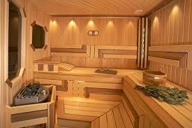 Строительство деревянных саун