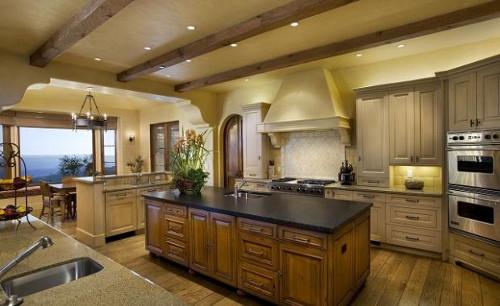 Как делать ремонт кухни и ванны