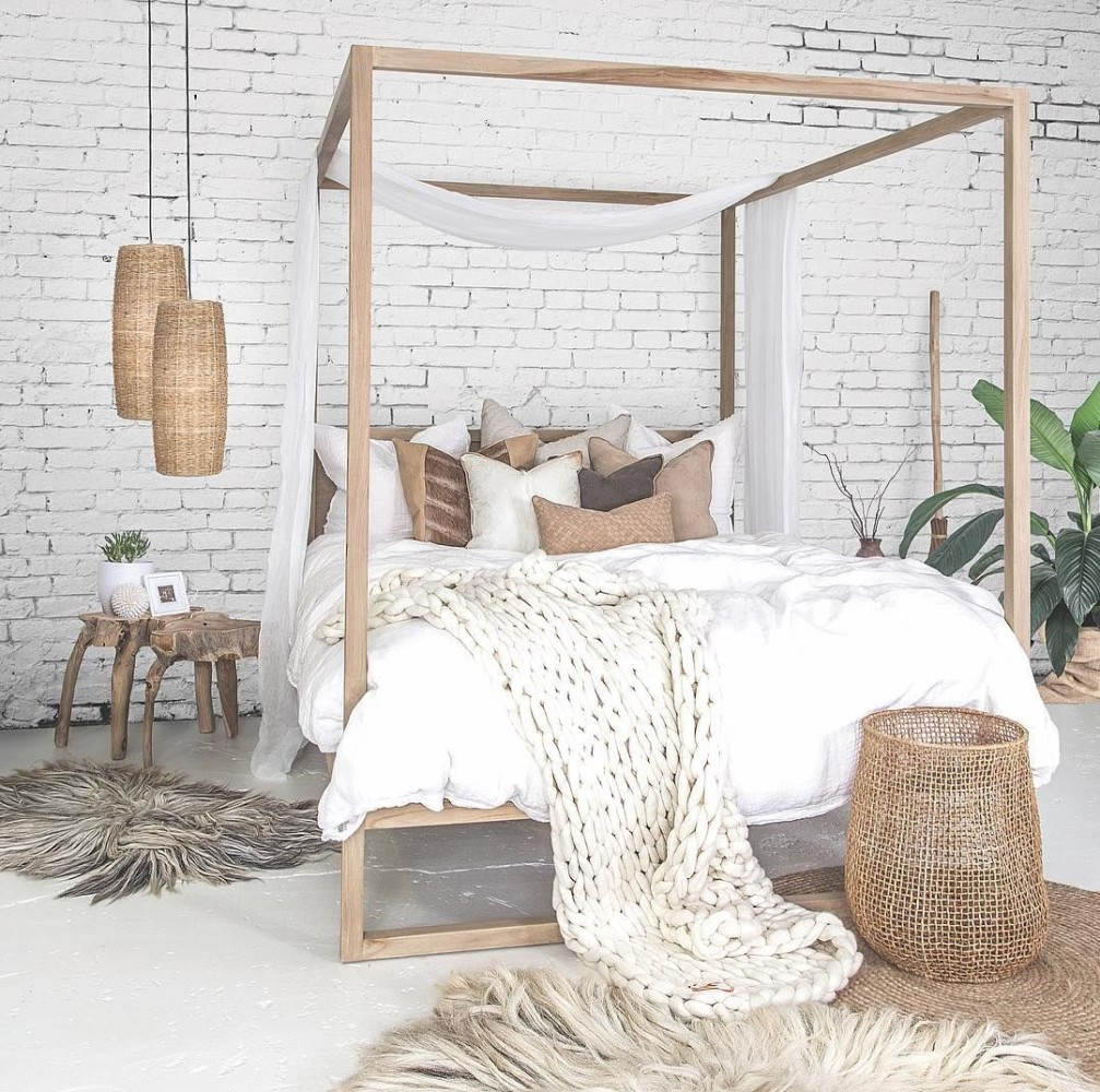 Спальня в стиле лофт: идеи для вдохновения