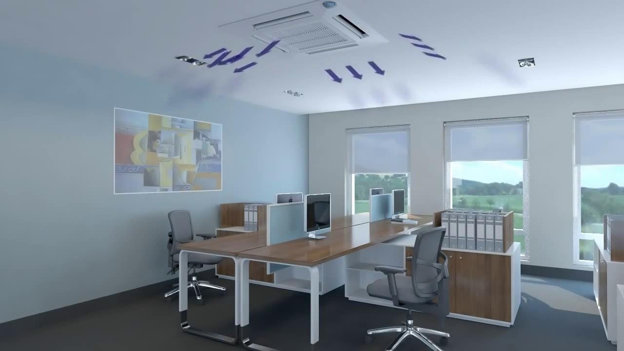 Выбираем системы кондиционирования для офиса
