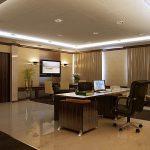 Как оформить кабинет руководителя: интерьер успешного человека