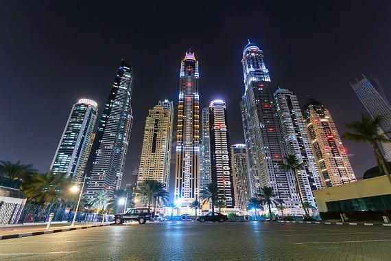 Летим в Объединенные Арабские Эмираты (ОАЭ)