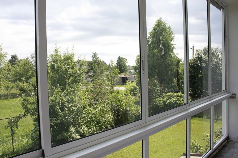 Основные преимущества алюминиевых окон от компании «Амуртех профиль»