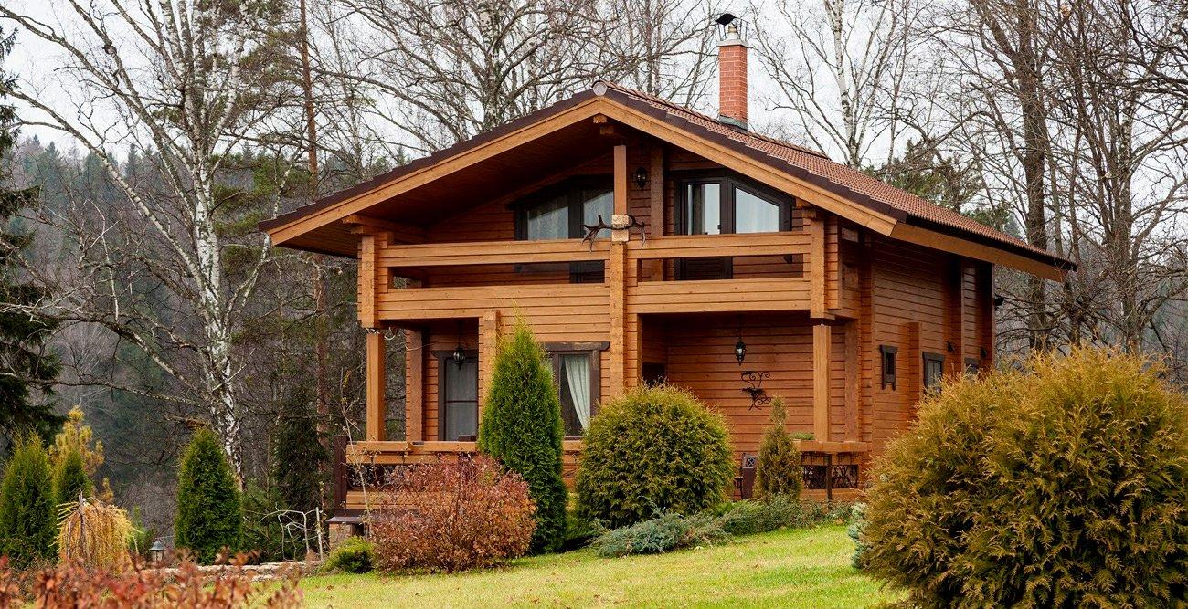 Главные преимущества строительства домов из бруса