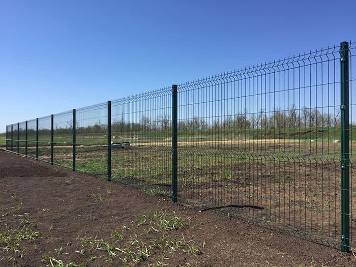 Сварной забор — качество и надежность