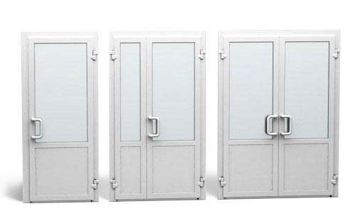 Особенности и плюсы ПВХ дверей Рехау