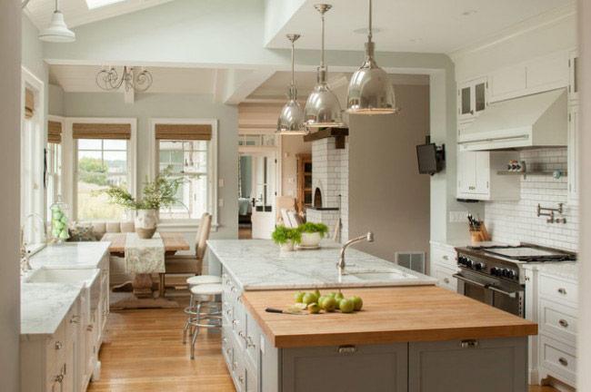 Дизайн кухни: самые последние тенденции