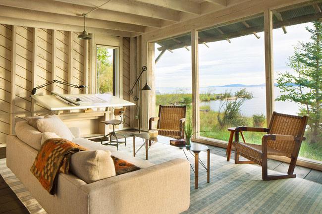 Лучшие стили для оформления летнего домика