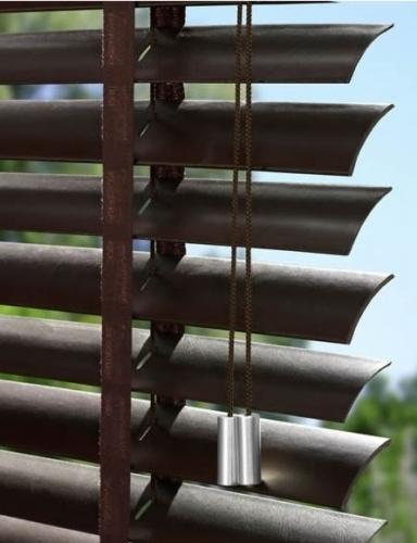 Алюминиевые жалюзи: особенности и применение