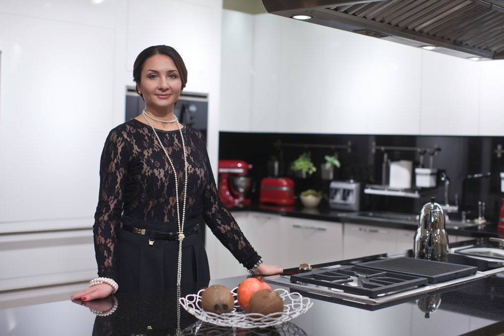Техника на кухне: грамотное и функциональное размещение