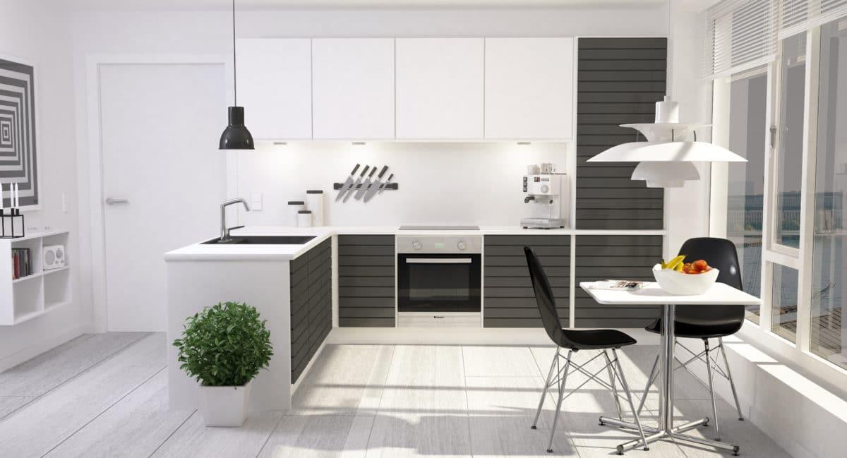 4 шага для создания идеальной кухни, поражающей с первого взгляда