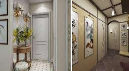 Интерьер квартиры в античном стиле