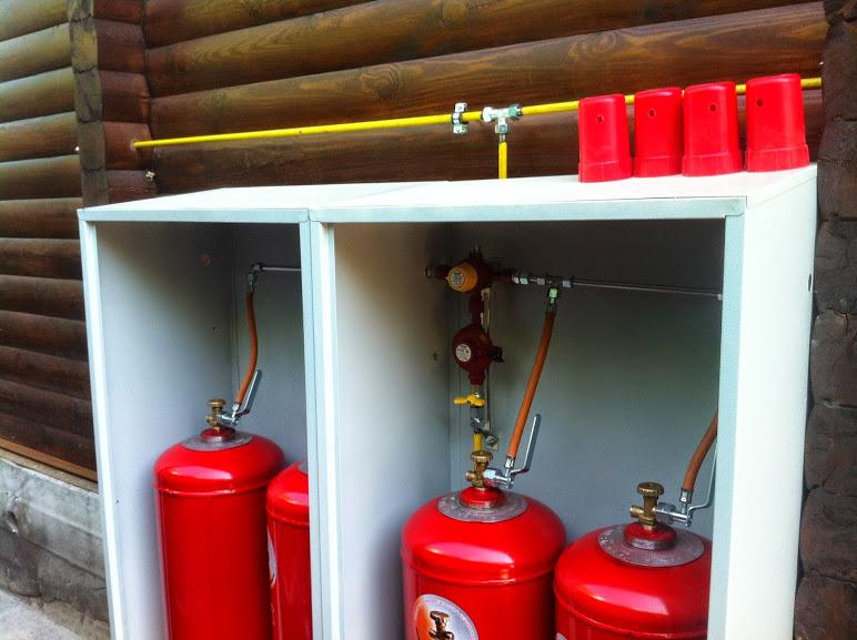 Композитные газовые баллоны — когда комфорт и безопасность идут рука об руку