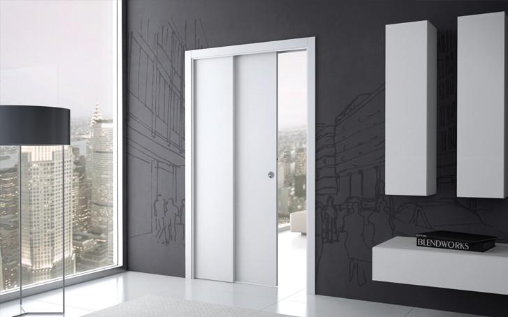 Приобретение двери-пенал в Москве: особенности, практичность выбора и где заказать?