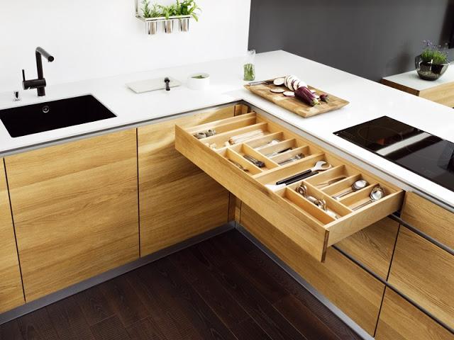 Как компактную кухню сделать стильной и функциональной