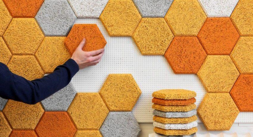 Технология укладки мозаики на стены