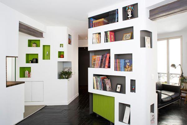 Оригинальная перепланировка квартиры