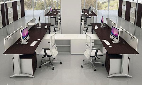 Столы для офисного персонала: как выбрать?