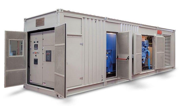 Дизельные генераторы 200 кВт