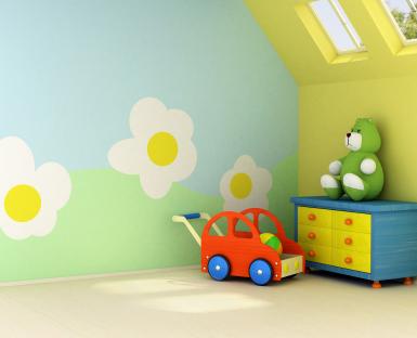 Профессиональные советы по дизайну детской комнаты