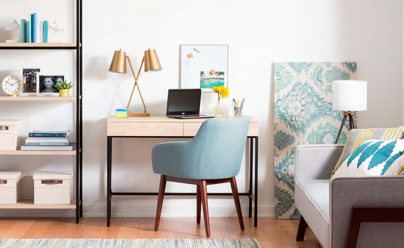 Домашний кабинет: как сделать рабочее место организованным и аккуратным