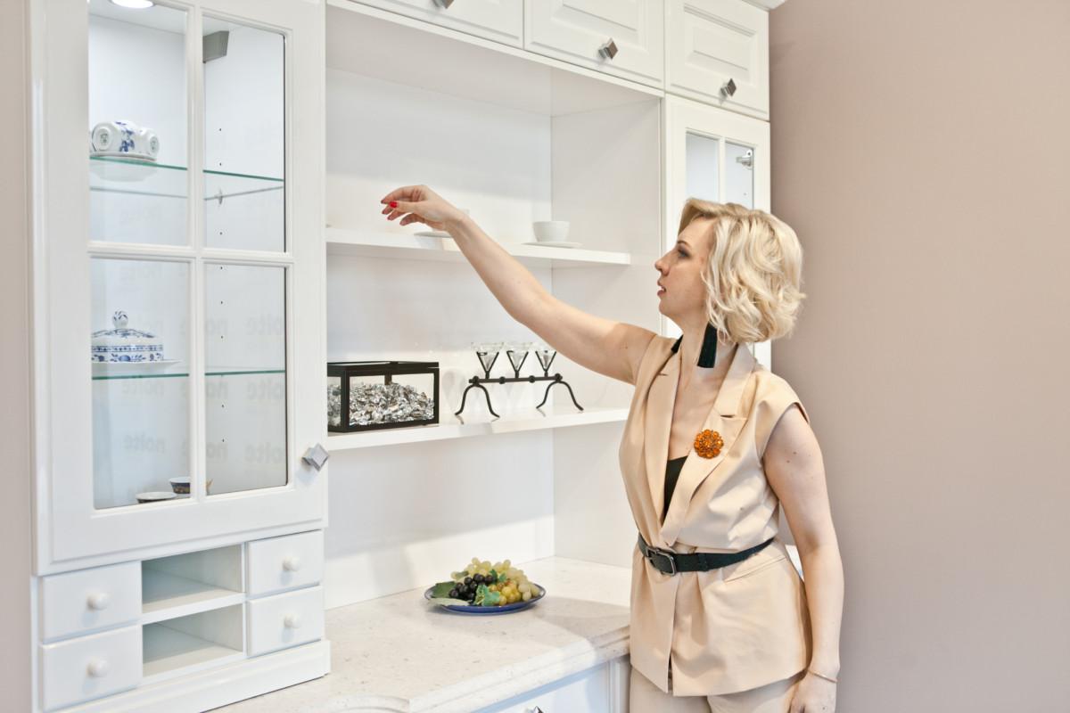 Если место женщины на кухне, то только на такой