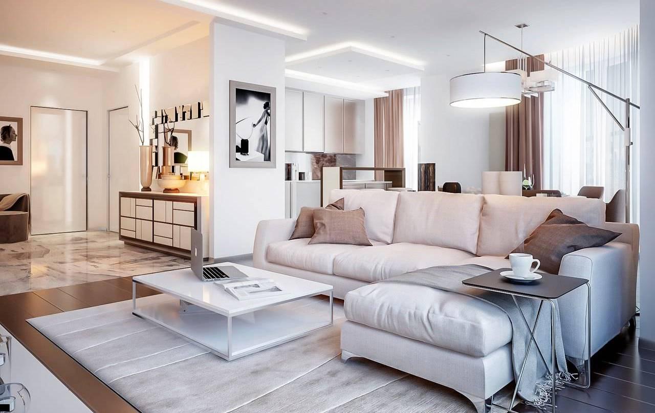 Умные решения в дизайне интерьера для маленьких квартир