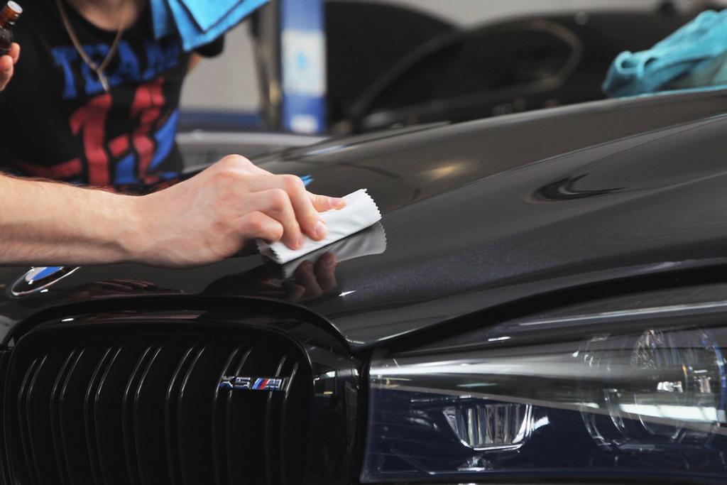 Детейлинг экстерьера и интерьера вашего авто по доступным ценам от автостудии konkretno.kiev.ua