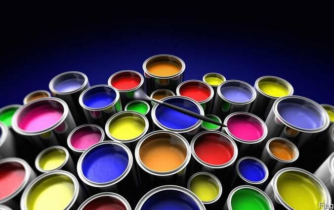 Цинконаполненная краска