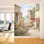 Живопись и фреска в интерьере квартиры