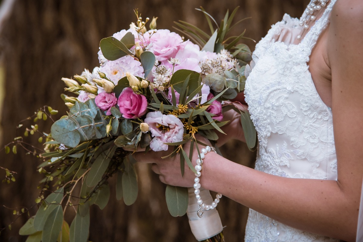 Доставка свадебных букетов по городам Украины