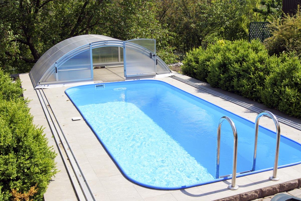 Лучшие виды бассейнов от компании ООО ДЕЕВ