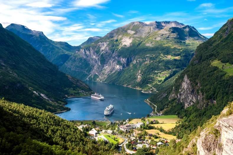 Отдых в Норвегии. Чем заняться?