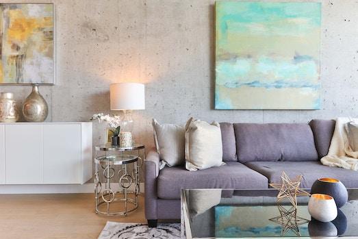Идеи дизайна гостинной комнаты 2020
