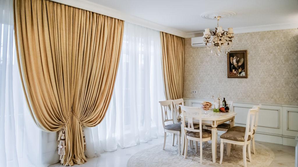 Пошив штор в Киеве, как выбрать студию текстильного дизайна в столице Украины!