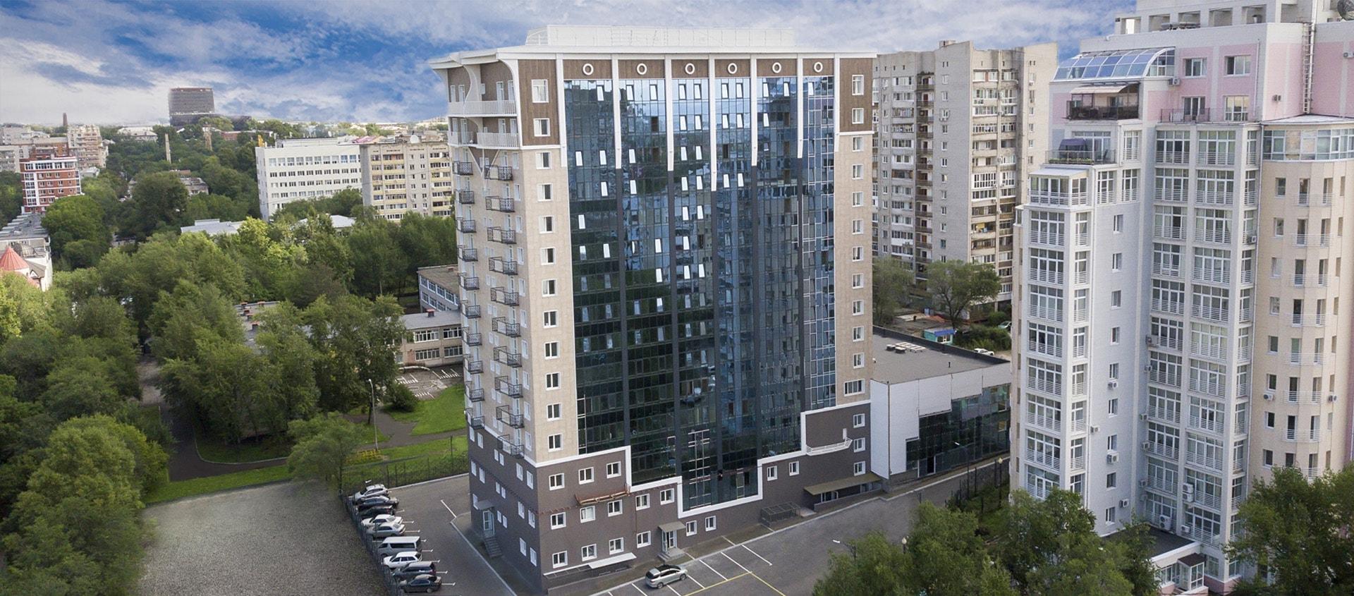 «Новостроев»: лучшие предложения на рынке недвижимости во Владивостоке