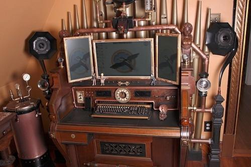 Моддинг: компьютер не выделится из общей стилистики интерьера