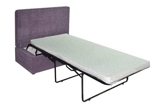 Пуф-раскладушка — удобная мебель, совсем не игрушка!