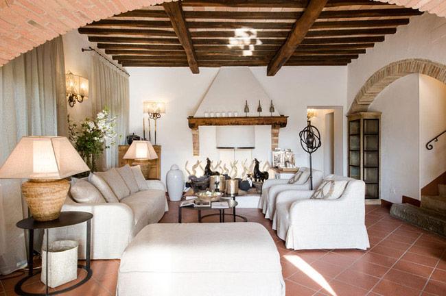 Пять средиземноморских стилей интерьера и их отличия