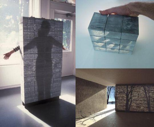 Прозрачный бетон — строительный материал будущего?