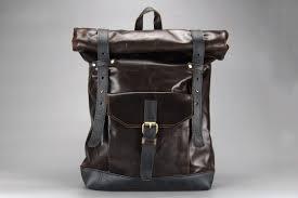 Критерии выбора мужского кожаного рюкзака