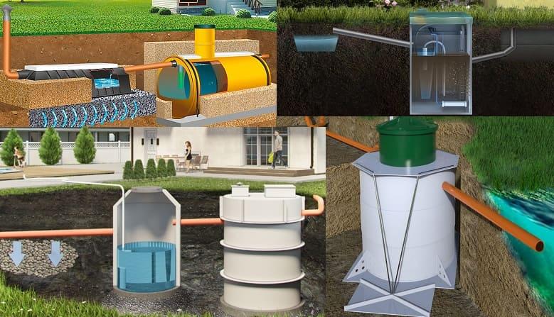 Как устроена автономная канализация