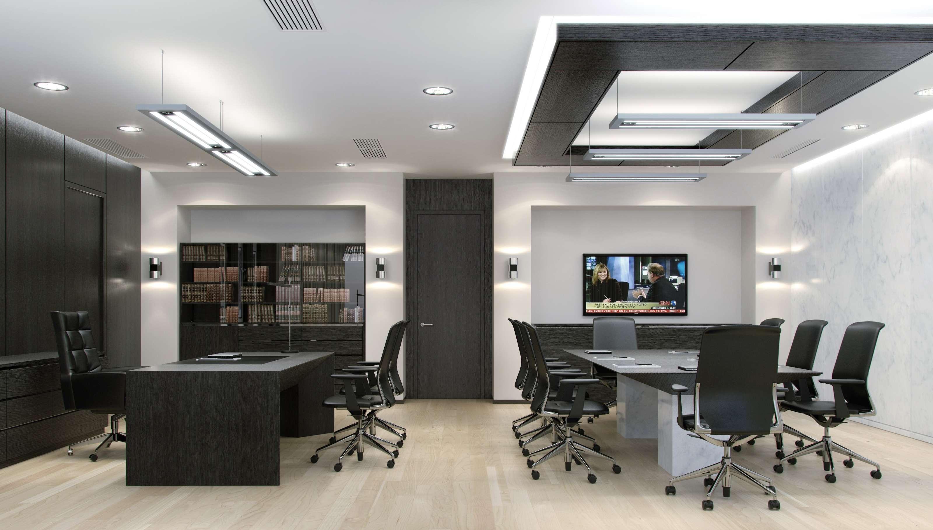 Выбор мебели при проведении ремонта в офисе