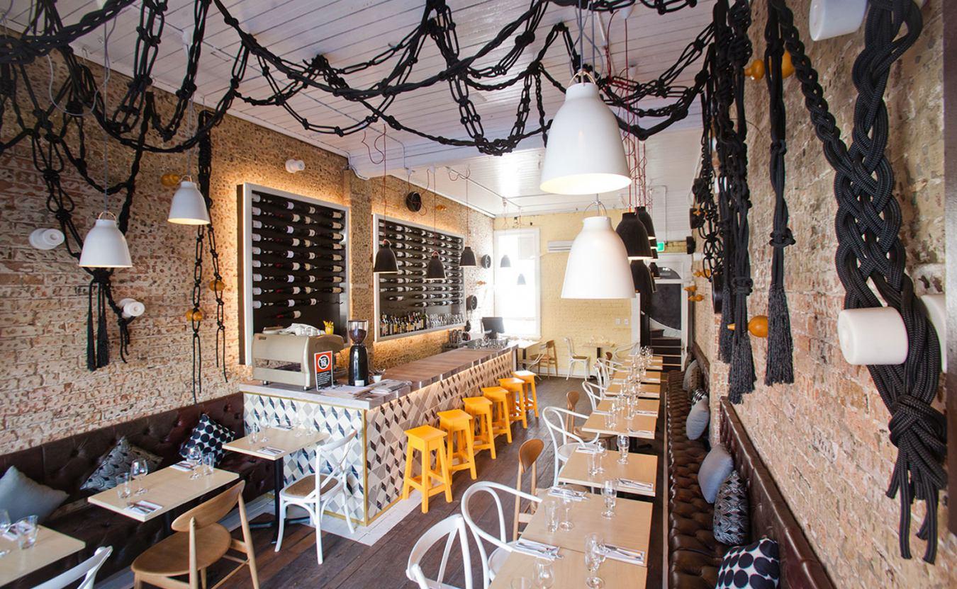 Нестандартное решение: декорируем интерьер веревками и канатами 4119 1 1