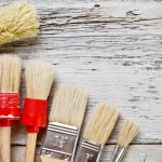 Готовим кисти к покраске при ремонте квартиры