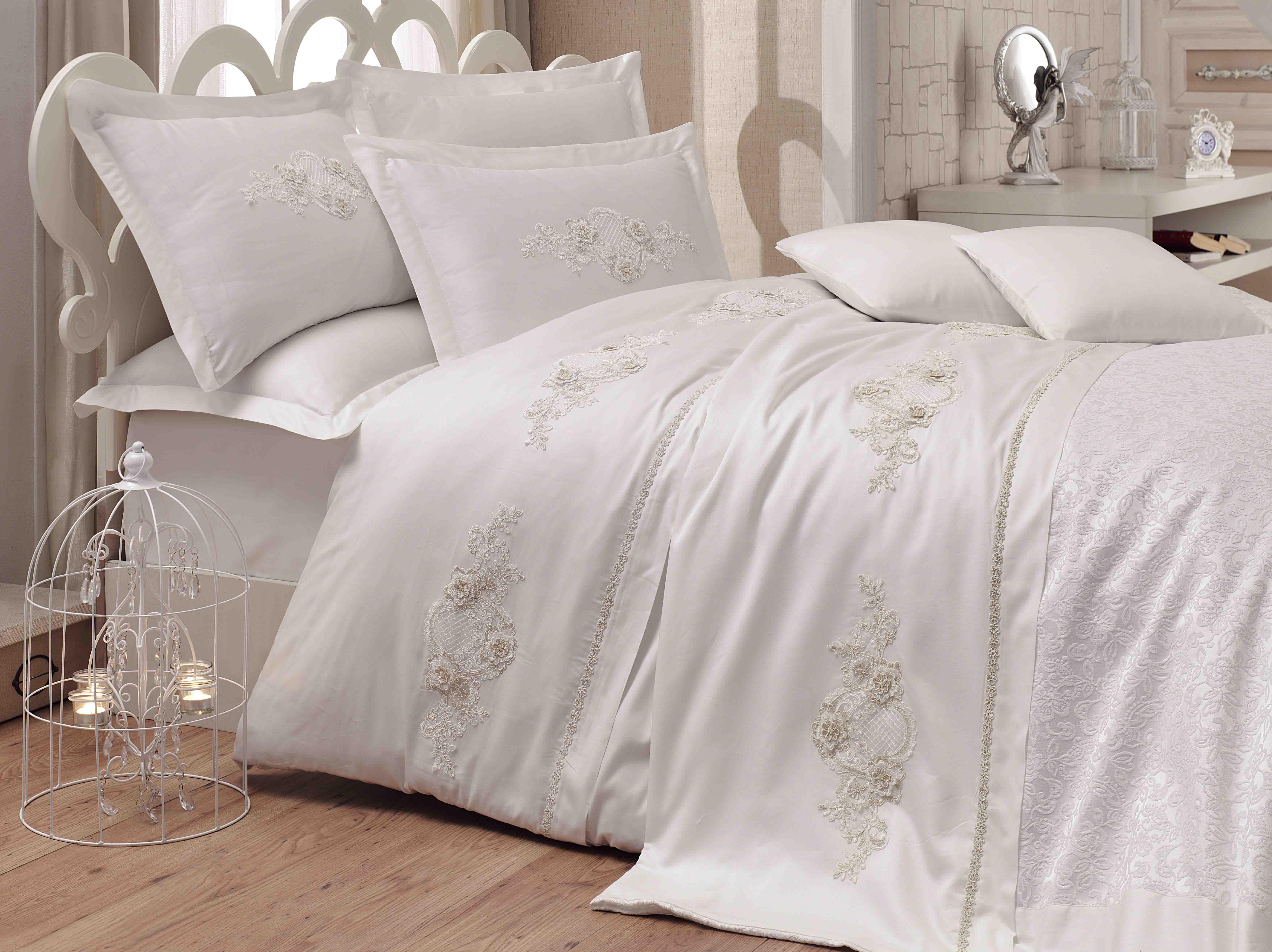 Выбираем постельное белье для зимы и лета