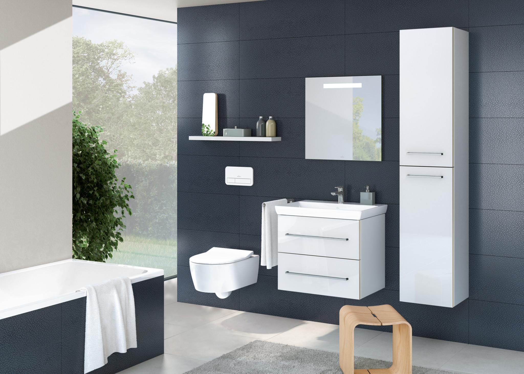 Мебель для ванной: о материалах
