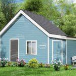 Быстровозводимый дом: обзор технологии строительства из крупноформатных панелей